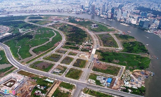 TP HCM kêu gọi đầu tư cho dự án gần 16 ha tại Thủ Thiêm