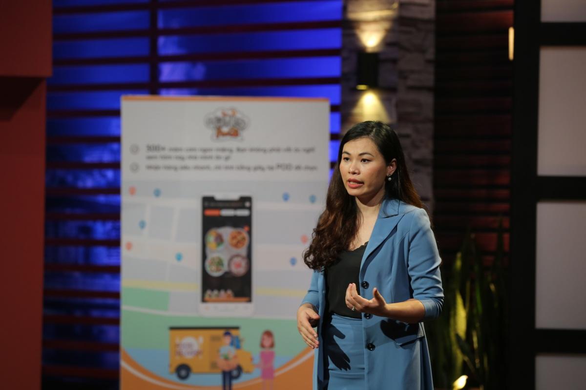Startup 'Tối nay ăn gì' được Shark Việt đầu tư 2,5 tỷ đồng