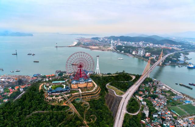 Cẩm Phả duyệt nhiệm vụ quy hoạch 1/500 Khu nghỉ dưỡng 214 ha của Sungroup