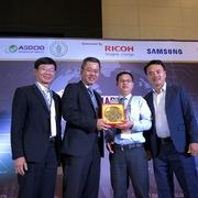 Đà Nẵng nhận giải thưởng thành phố thông minh của ASOCIO