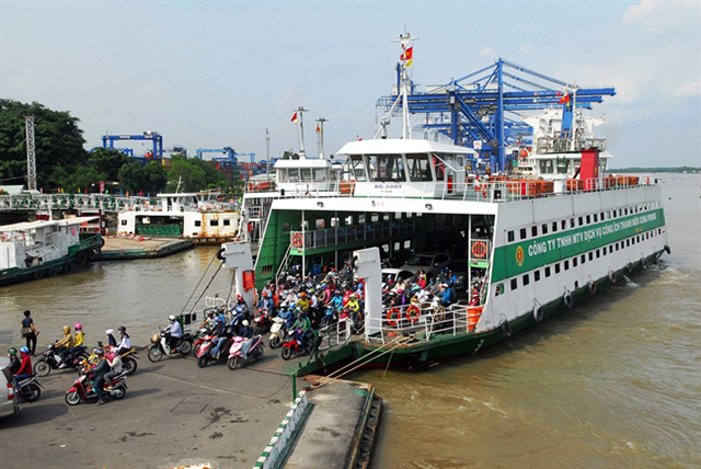 Đồng Nai sắp xây cầu thay phà Cát Lái