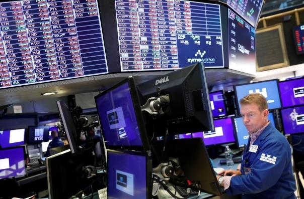 Phố Wall tăng hơn 1% sau bình luận về thương mại của Trung Quốc