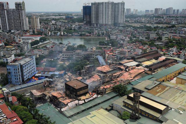 Rạng Đông: Không dùng thủy ngân lỏng để sản xuất từ năm 2016