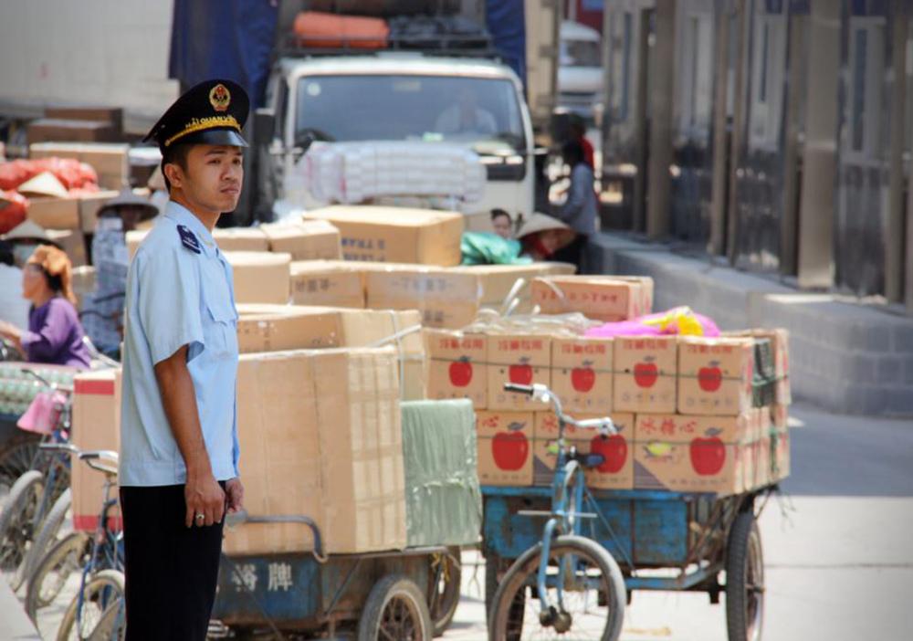 Sau 10 năm, lần đầu tiên xuất khẩu sang Trung Quốc giảm