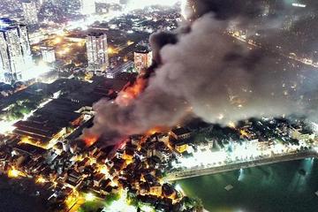 Doanh nghiệp tuần qua: Cháy lớn tại Rạng Đông, Asanzo tuyên bố đóng cửa nhà máy