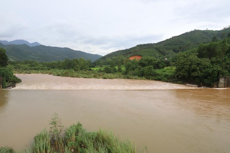 Quảng Ninh: Lũ lụt nghiêm trọng ở vùng núi phía Đông