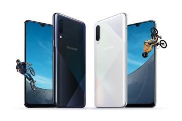 Samsung Galaxy A50s và A30s ra mắt tại Việt Nam, giá từ 6,29 triệu đồng