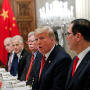 Trump: Mỹ, Trung vẫn đàm phán vào cuối tháng 9