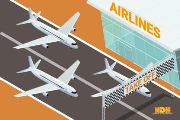 Viễn cảnh 'chật chội' của ngành hàng không Việt Nam