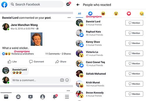 Bài đăng trên Facebook có thể không hiển thị tổng lượt bày tỏ cảm xúc trong tương lai.