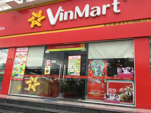 Chuỗi siêu thị Queenland Mart sáp nhập vào VinMart