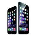 <p> Hai sản phẩm iPhone tiếp theo được ra mắt vào ngày 9/9/2014. iPhone 6 có kích thước màn hình 4,7 inch và dày 6,9 mm. Trong khi đó iPhone 6 Plus sử dụng màn hình 5,5 inch và dày 7,1 mm.</p>