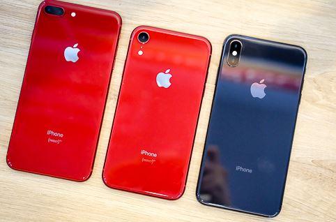 iPhone XR giảm giá liên tiếp