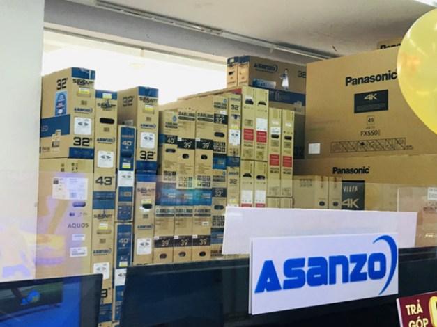 Hàng loạt công ty liên quan đến Asanzo là doanh nghiệp 'ma'