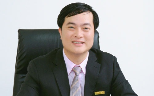 Ông Phạm Duy Hiếu, Quyền Tổng giám đốc ABBank. Nguồn: ANTT