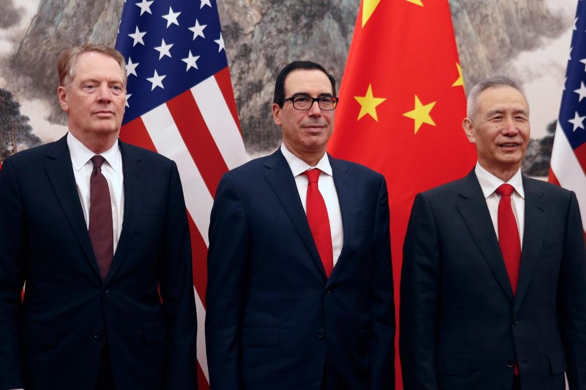 Mỹ và Trung Quốc nối lại đàm phán thương mại vào tháng 10