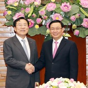 Hàn Quốc muốn mở các khu công nghiệp chuyên biệt tại Việt Nam