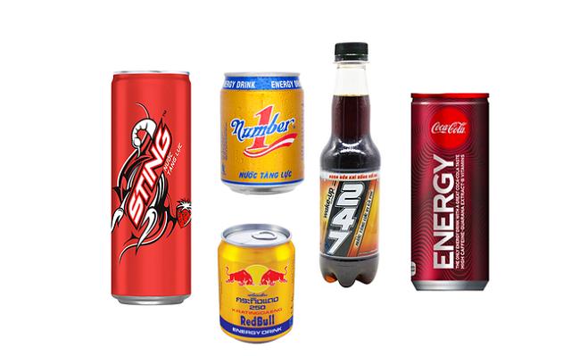 Nước tăng lực: 'Mỏ vàng' hấp dẫn khiến Coca Cola cũng phải nhảy vào cạnh tranh với Red Bull, Pepsi, Vinacafé