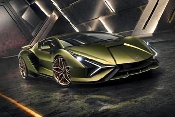 Siêu xe hybrid nhanh và mạnh nhất của Lamborghini sắp ra mắt