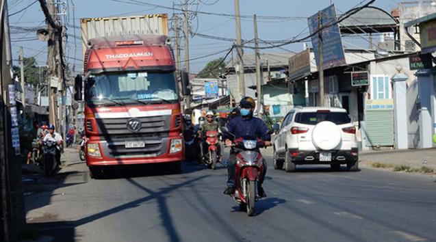 Làm đường tránh cho xe 2 bánh 'né' con đường tử thần Nguyễn Duy Trinh