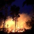 <p> Lửa thiêu rụi một phần rừng Amazon khu vực thuộc Machadinho do Oeste, bang Rondonia, Brazil vào ngày 2/9. Trước tình hình đám cháy tiếp tục lan rộng trong rừng Amazon, 7 quốc gia có rừng Amazon ở Nam Mỹ, bao gồm Brazil, Colombia, Bolivia, Ecuador, Peru, Suriname và Guyana, đã ký thỏa thuận trị giá 22 triệu USD nhằm bảo vệ khu rừng nhiệt đới lớn nhất thế giới. Viện nghiên cứu không gian quốc gia Brazil (INPE) cho biết, tính từ đầu năm tới nay, số vụ cháy tại rừng Amazon đã tăng 72% so với cùng kỳ năm ngoái. Ảnh: <em>Reuters</em>.</p>