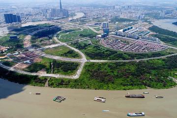 TP HCM sẽ đấu giá 4/15 lô đất 'vàng' ở Thủ Thiêm