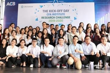 Cuộc thi Phân tích đầu tư của Viện CFA lần thứ 9 tại Việt Nam chính thức khởi tranh