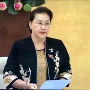 Ủy ban Thường vụ Quốc hội cho ý kiến về 13 dự án Luật