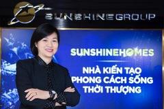 Bà Dương Thị Mai Hoa làm Phó Chủ tịch Sunshine Group