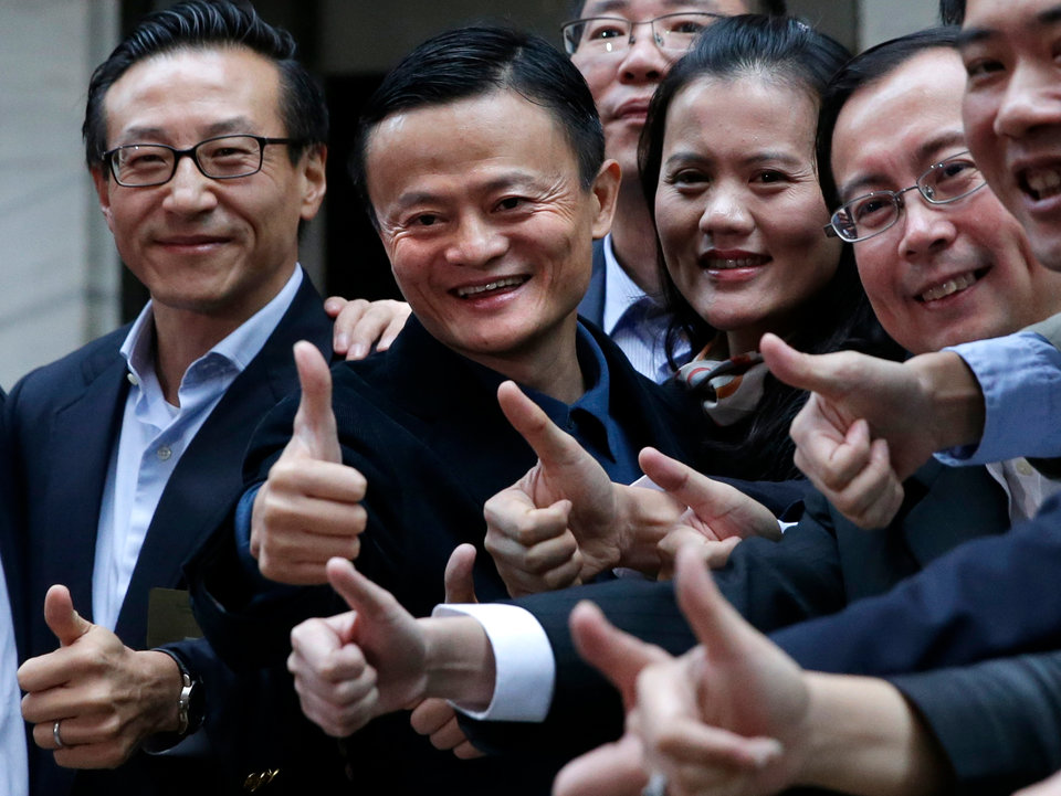 jack ma - 11 1568089119 - Jack Ma: Từ người 2 lần trượt đại học, 10 lần bị Harvard từ chối và 30 lần xin việc thất bại đến tỷ phú nổi tiếng thế giới