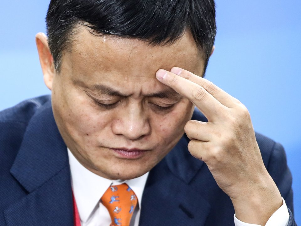 jack ma - 5 1568089117 - Jack Ma: Từ người 2 lần trượt đại học, 10 lần bị Harvard từ chối và 30 lần xin việc thất bại đến tỷ phú nổi tiếng thế giới