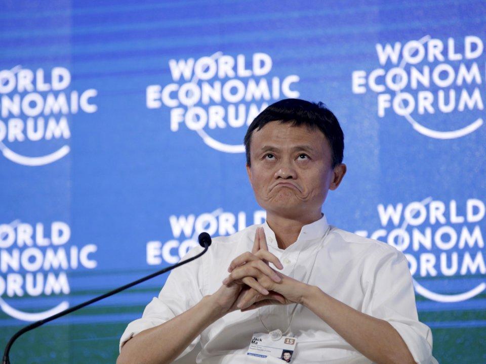 jack ma - 6 1568089118 - Jack Ma: Từ người 2 lần trượt đại học, 10 lần bị Harvard từ chối và 30 lần xin việc thất bại đến tỷ phú nổi tiếng thế giới
