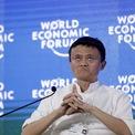 <p> Tại Diễn đàn kinh tế thế giới năm 2016, Jack Ma tiết lộ ông bị Harvard từ chối 10 lần. (Ảnh: <em>Reuters</em>)</p>