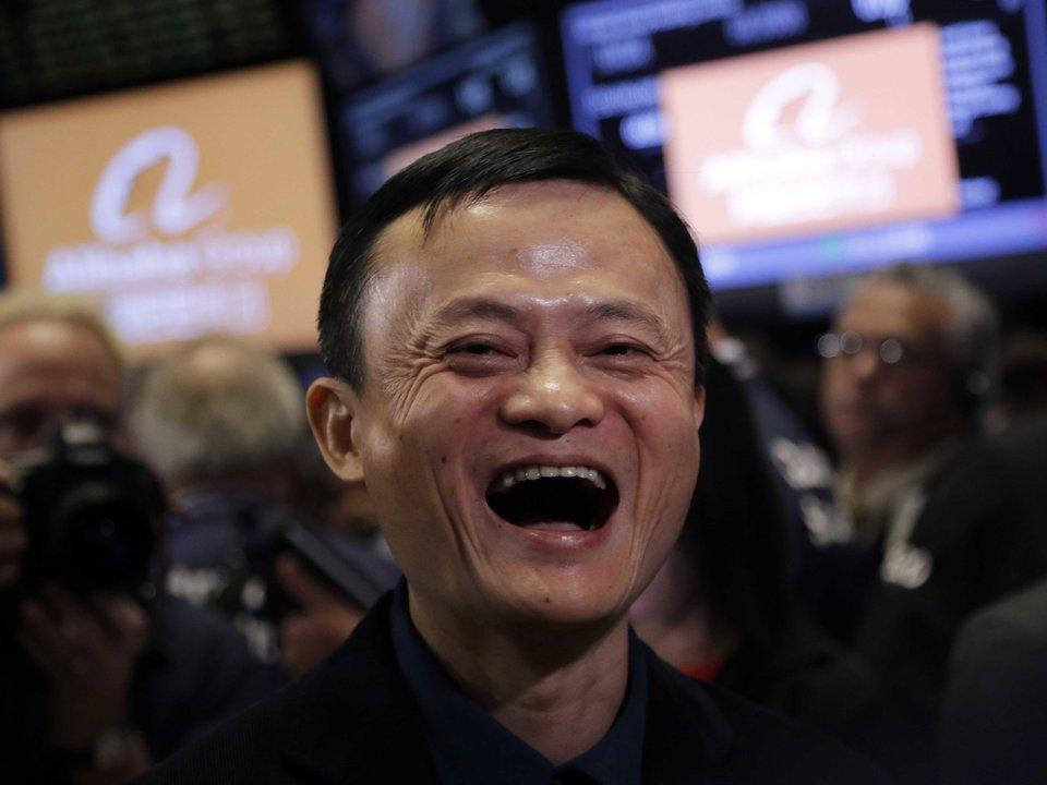 jack ma - 7 1568089118 - Jack Ma: Từ người 2 lần trượt đại học, 10 lần bị Harvard từ chối và 30 lần xin việc thất bại đến tỷ phú nổi tiếng thế giới