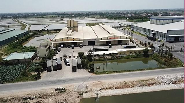 Hưng Yên sắp có thêm cụm công nghiệp hơn 71 ha