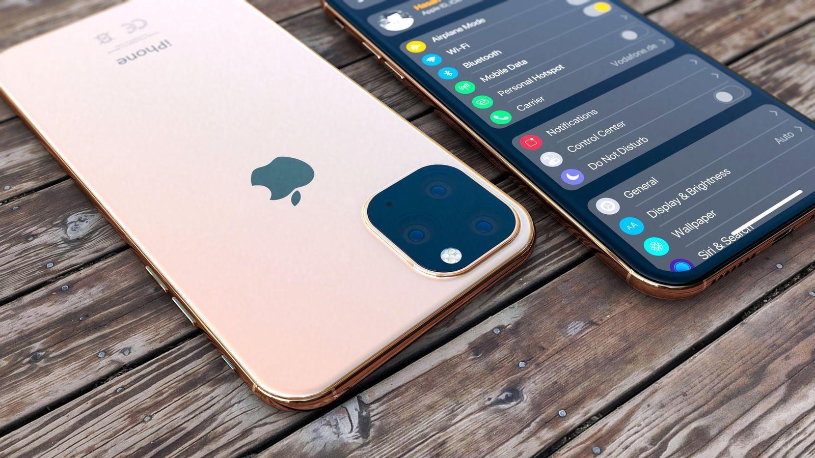Giá bán iPhone 11 bị lộ