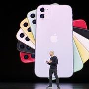 iPhone 11, 11 Pro và 11 Pro Max trình làng, giá từ 699 USD