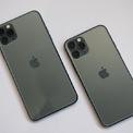 <p> Điểm khác biệt lớn nhất của iPhone 11 Pro và 11 Pro Max với iPhone XS và XS Max là cụm 3 camera sau.</p>
