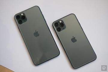 Ảnh thực tế bộ đôi iPhone 11 Pro và iPhone 11 Pro Max
