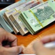 8 tháng, Chính phủ dành hơn 200.000 tỷ đồng trả nợ