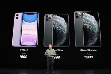 Hệ thống bán lẻ cho đặt trước iPhone 11 tại Việt Nam, giá từ 22 triệu đồng