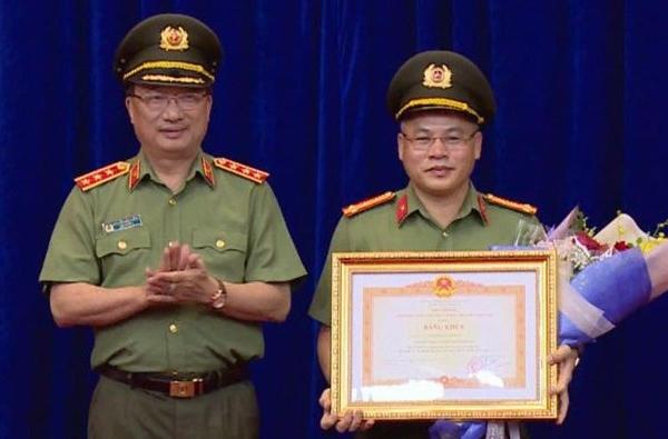 Giám đốc Công an Bắc Ninh làm Cục trưởng chống tham nhũng