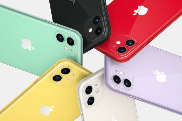 Trên tay iPhone 11: Camera kép, nhiều màu sắc