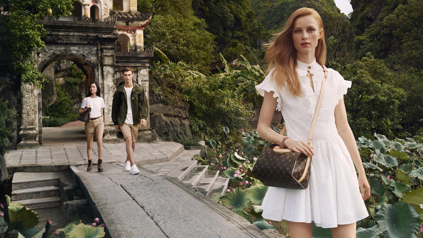 louis vuitton - 2 1568261402 - Việt Nam tuyệt đẹp trong quảng cáo mới của Louis Vuitton