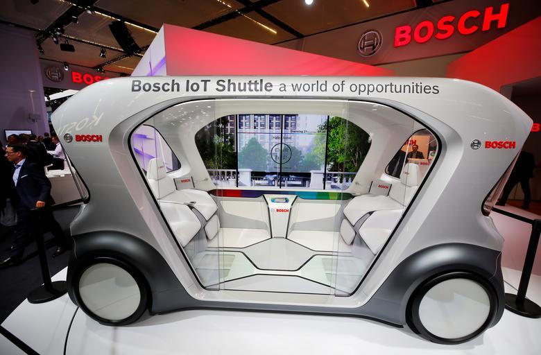 frankfurt 2019 - 2 1568275314 - Những mẫu xe điện 'thống trị' Triển lãm Ôtô Frankfurt 2019
