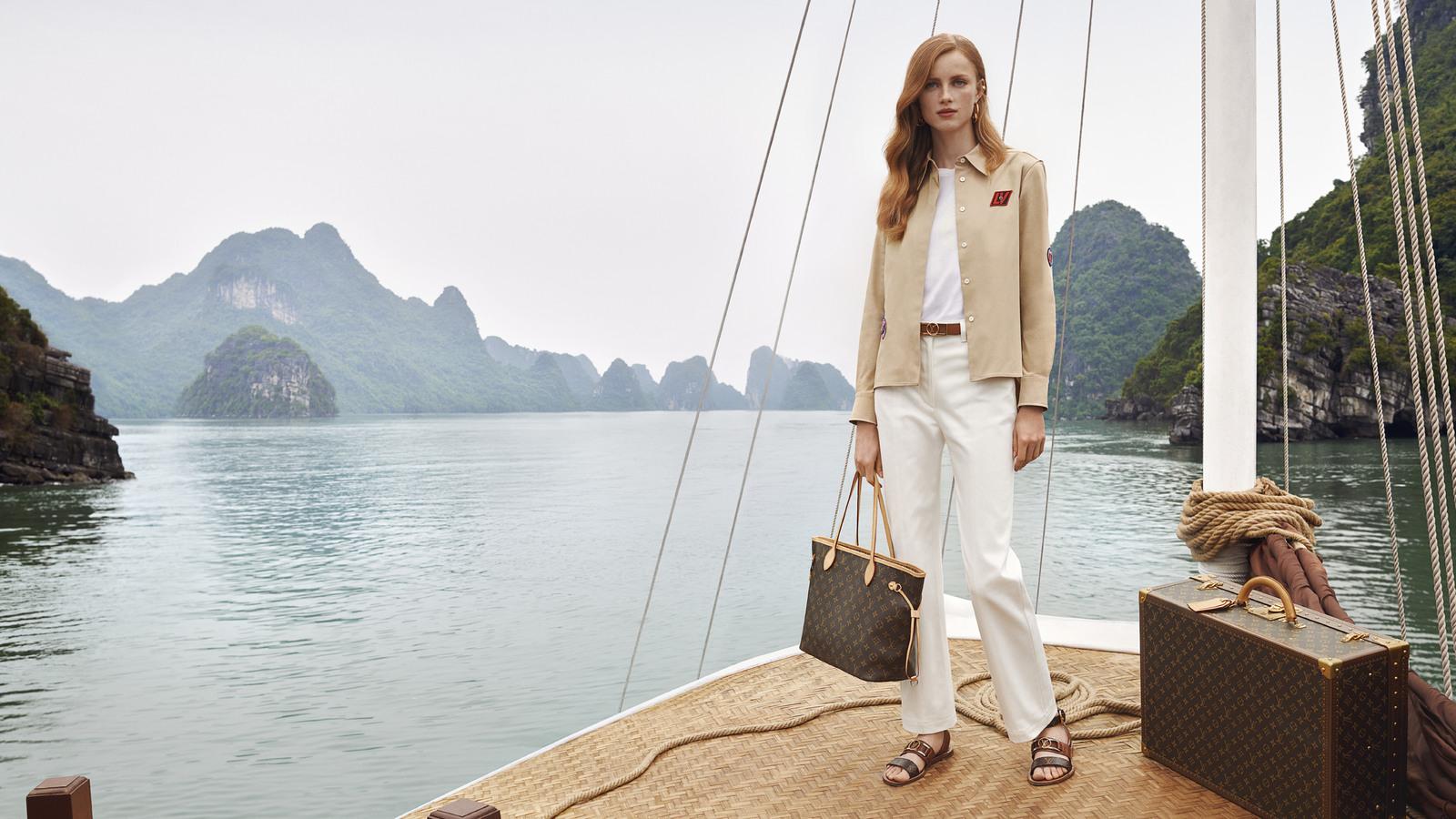 louis vuitton - 3 1568261402 - Việt Nam tuyệt đẹp trong quảng cáo mới của Louis Vuitton