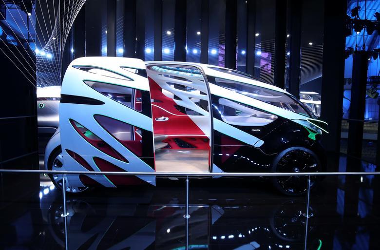 frankfurt 2019 - 3 1568275315 - Những mẫu xe điện 'thống trị' Triển lãm Ôtô Frankfurt 2019