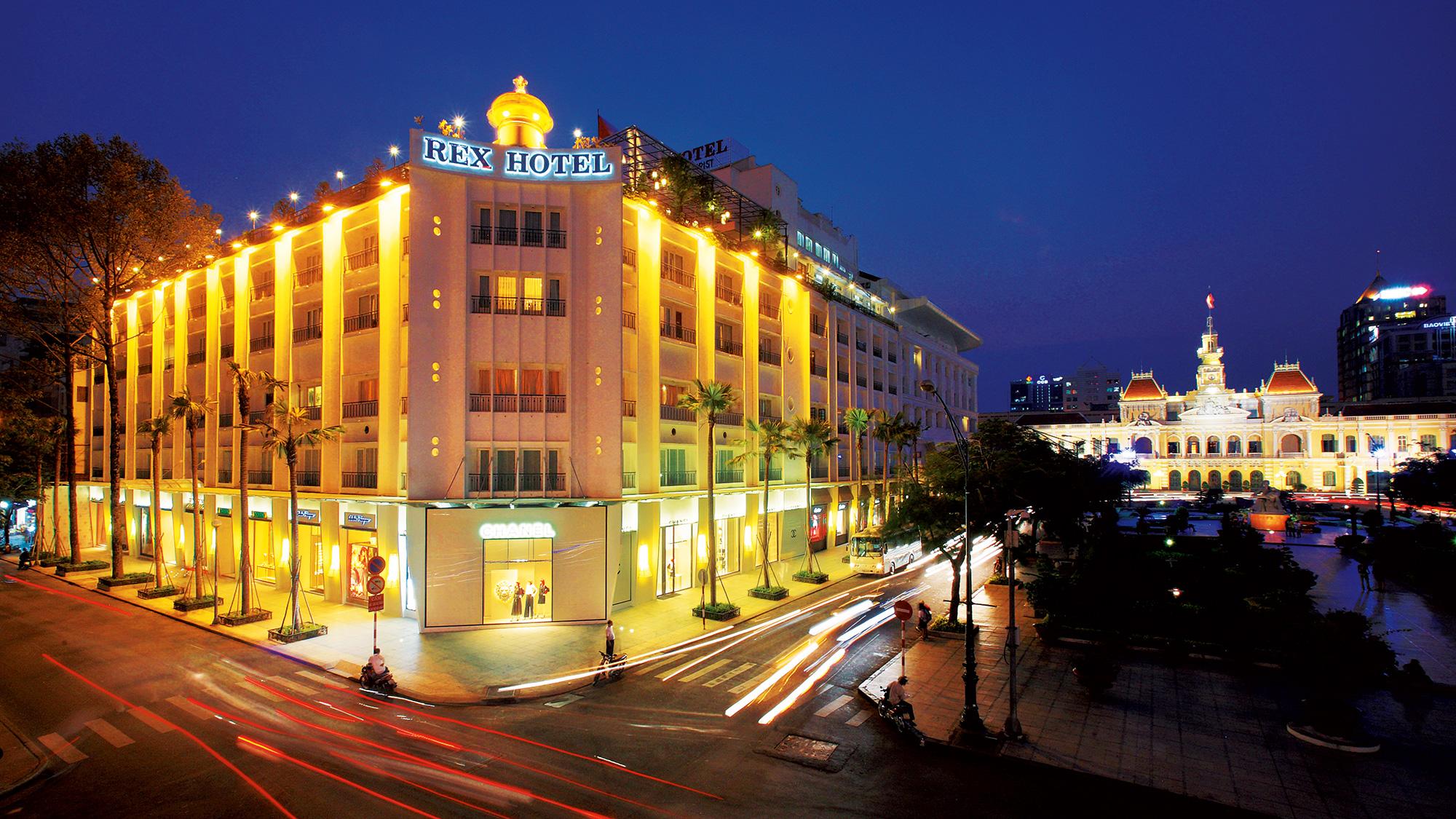 Sở hữu nhiều khách sạn 4-5 sao, Saigontourist đang tăng trưởng chậm lại
