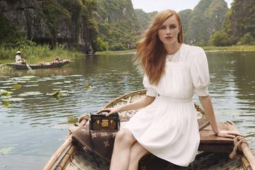 Việt Nam tuyệt đẹp trong quảng cáo mới của Louis Vuitton