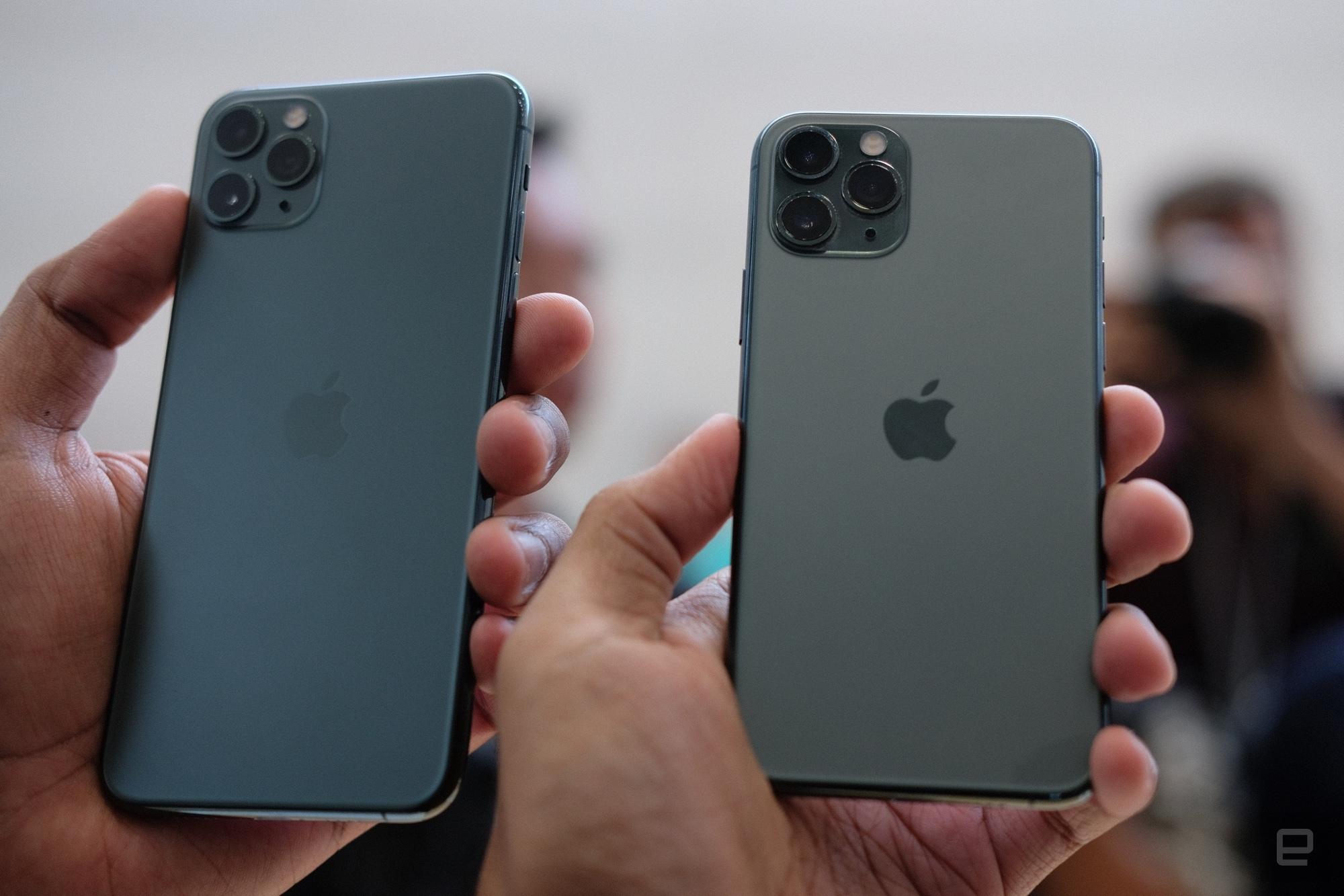 Apple vượt mốc nghìn tỷ USD nhờ iPhone 11